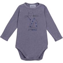 Bobo Choses Cat Long Sleeve Body
