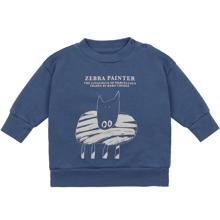 Bobo Choses Zebra Painter Sweatshirt