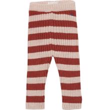 Bobo Choses Striped Knitted Leggings