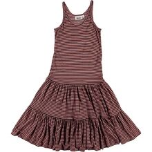 Molo Rose Black Stripe Cai Dress