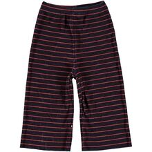 Molo Navy Red Stripe Aliecia Soft Pants