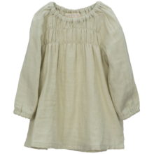 Serendipity Baby Gauze Dress Herbs