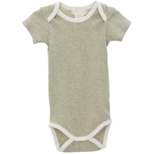 Serendipity Baby Body Short Sleeve Sage
