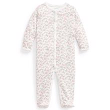 Ralph Lauren Baby Girl Coverall Floral Pink