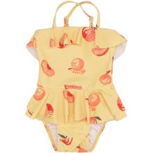 Soft Gallery Jojoba AOP Oranges Baby Shirley Swimsuit