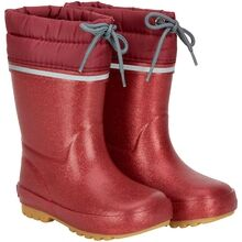CeLaVi  Thermal Wellies w. Linning Rio Red