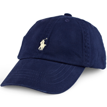 Polo Ralph Lauren Boy Cap Newport Navy
