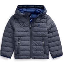 Polo Ralph Lauren Boy Jacket Grey