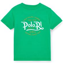 Polo Ralph Lauren Boy Short Sleeved T-shirt Green