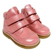 Angulus Beginner Shoes w. Rosa Pink 3265-102-2389