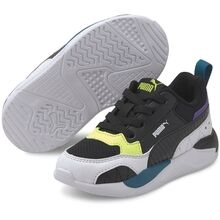 Puma Sneakers X-Ray 2 Square Black/Yellow