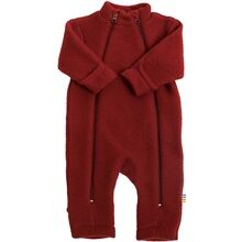 Joha Wool Red Jumpsuit 2 in 1
