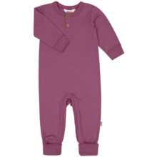 Joha Pajamas Wool Plum