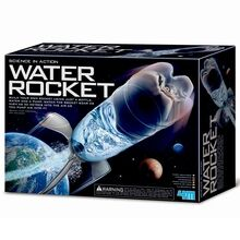 4M Science in Action - Water Rocket