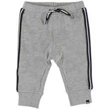 Molo Grey Melange Stan Soft Pants