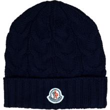Moncler Beretto Hat Navy