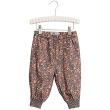 Wheat Petroleum Flowers Trousers Sara