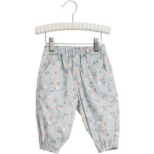 Wheat Pearl Blue Flowers Trousers Malou