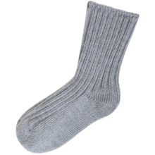 Joha Wool Socks Light Grey
