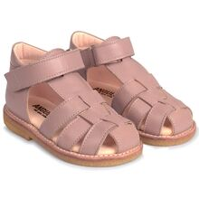 Angulus Sandal w. Closed Toe and Velcro Make-Up 5019-101-1433