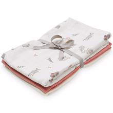 camcam-muslin-cloth-mix-3pack-beige-berry-roed-print-creme-hvid-white-stofble