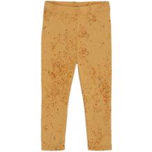 Soft Gallery Mini Splash Paula Leggings Yellow Fall Leaf