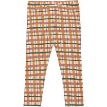 Soft Gallery Winter Wheat AOP Check Paula Leggings