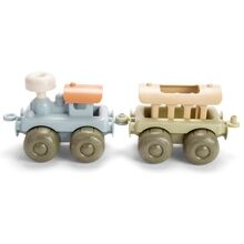 BIOplastic  Trains