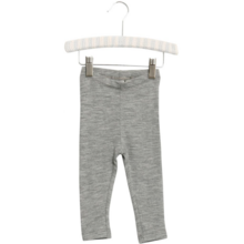 Wheat Wool Grey Melange Leggings