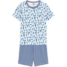 PetitBateau-2849800_LOT-3P-Chemises-hvid-rosa-white-rose