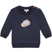 Paul Smith Vidock Sweatshirt Navy