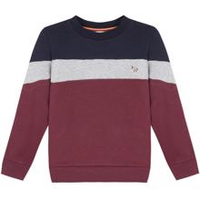 Paul Smith Burgundy Vasco Sweatshirt