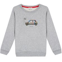 Paul Smith Vican Sweatshirt Marl Grey