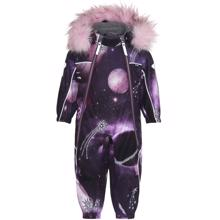Molo Pyxis Fur Shooting Stars Snowsuit