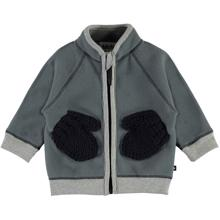 Molo Stormy Weather Ulf Fleece Jacket