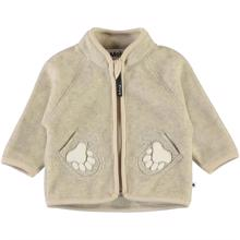 Molo Banana Crepe Uni Fleece Jacket