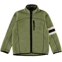urbano-fleece-jacket-jakke-khaki-green-boy-dreng