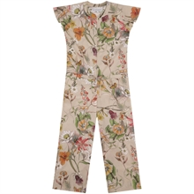Christina Rohde 604 Jumpsuit White