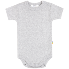 Joha Body S/S Cotton Grey