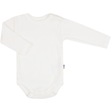 Joha Body L/S Cotton White