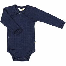 Joha Wool Body L/S Marine