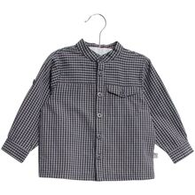 Wheat Dark Blue Shirt Axel