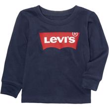 Levi's Batwing Tee LS Dress Blue