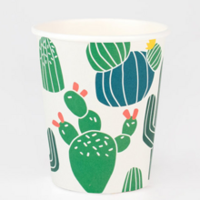 My Little Day Cactus Cups 8 PCS