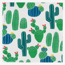 My Little Day Cactus Napkin 20 PCS