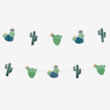 My Little Day Cactus Garland