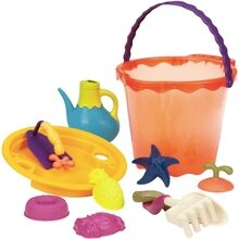 B-toys Shore Thing - Bucket Set Red