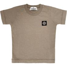 Stone Island Junior T-shirt Khaki