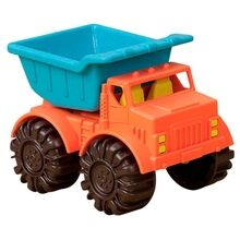 B-toys Mini Truckette Red