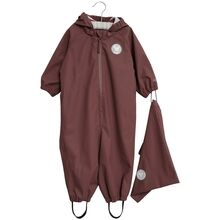 Wheat Mika Rainsuit Plum